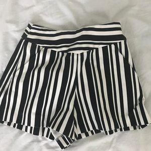 Pants - Zara shorts